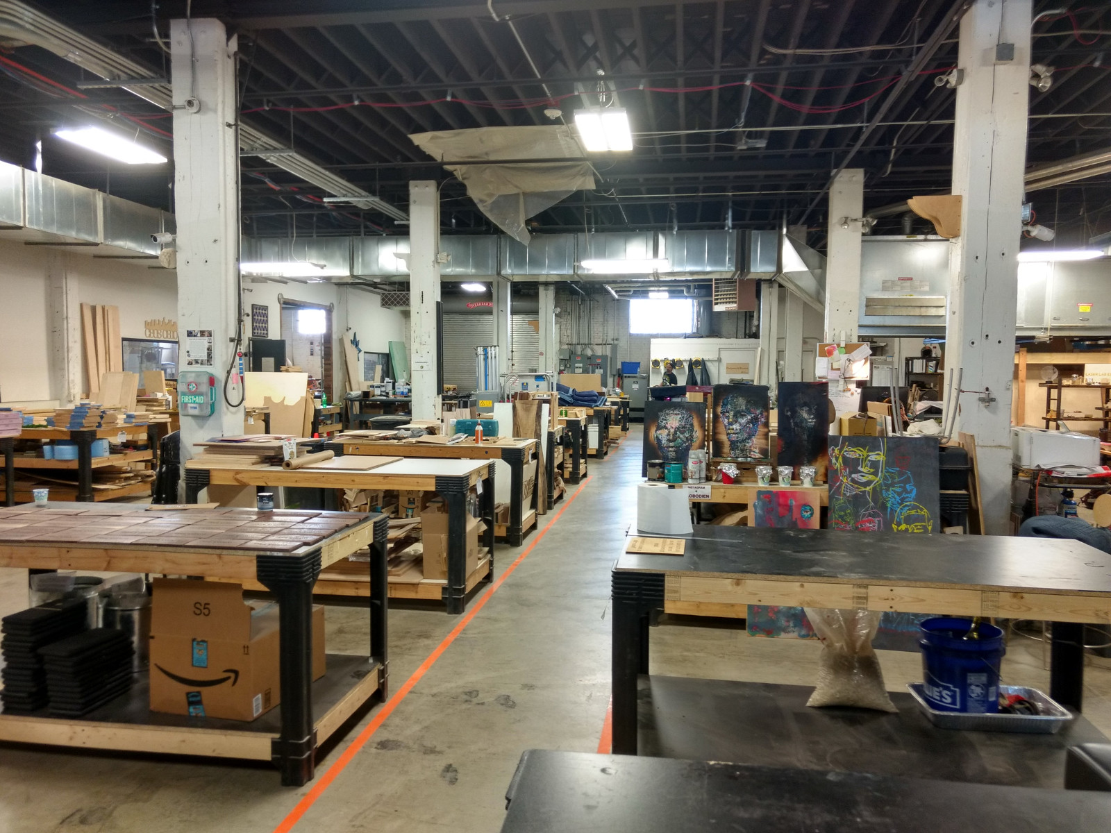 Makerspace in the Columbus Idea Foundry