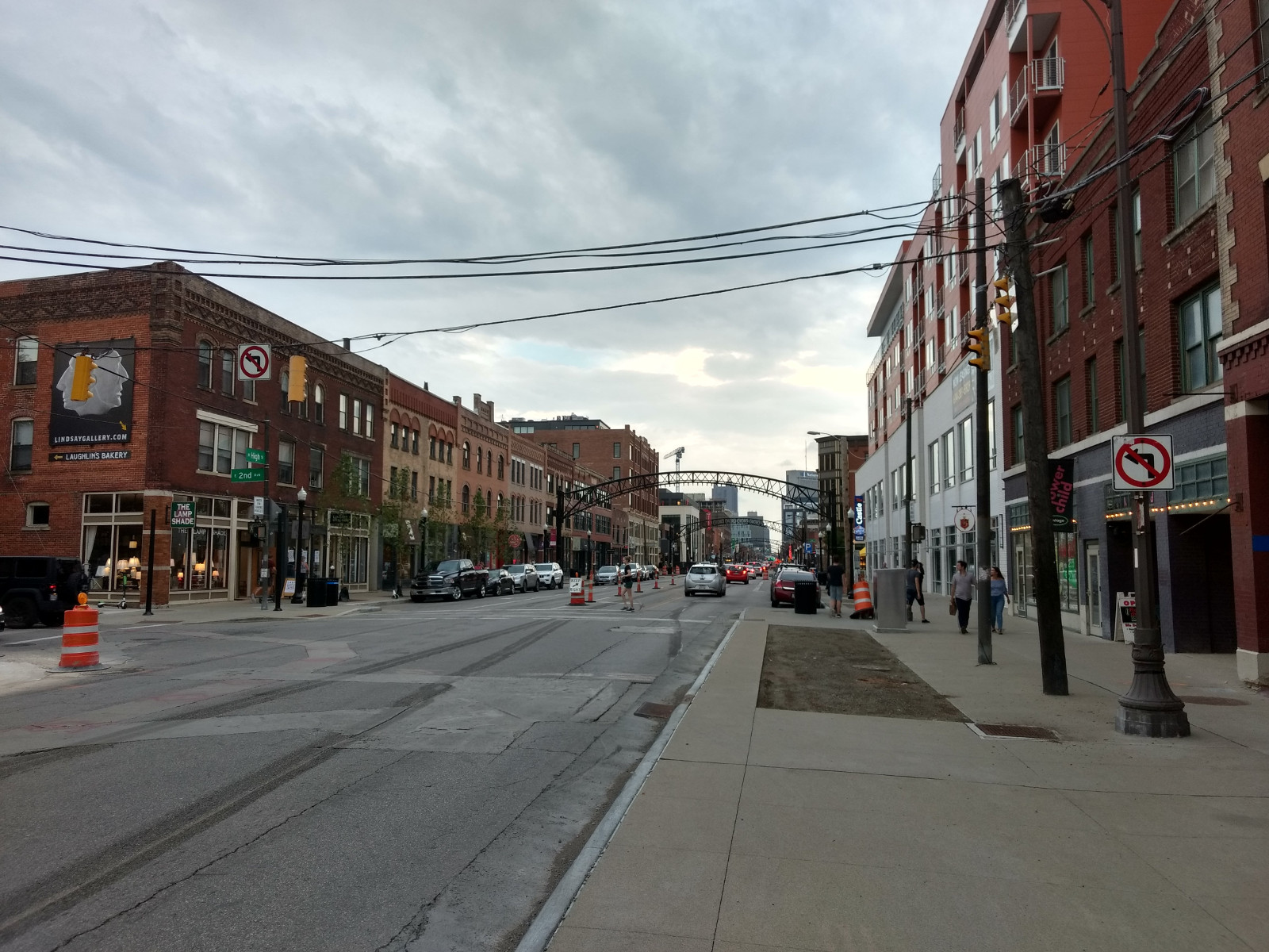 Street in Columbus