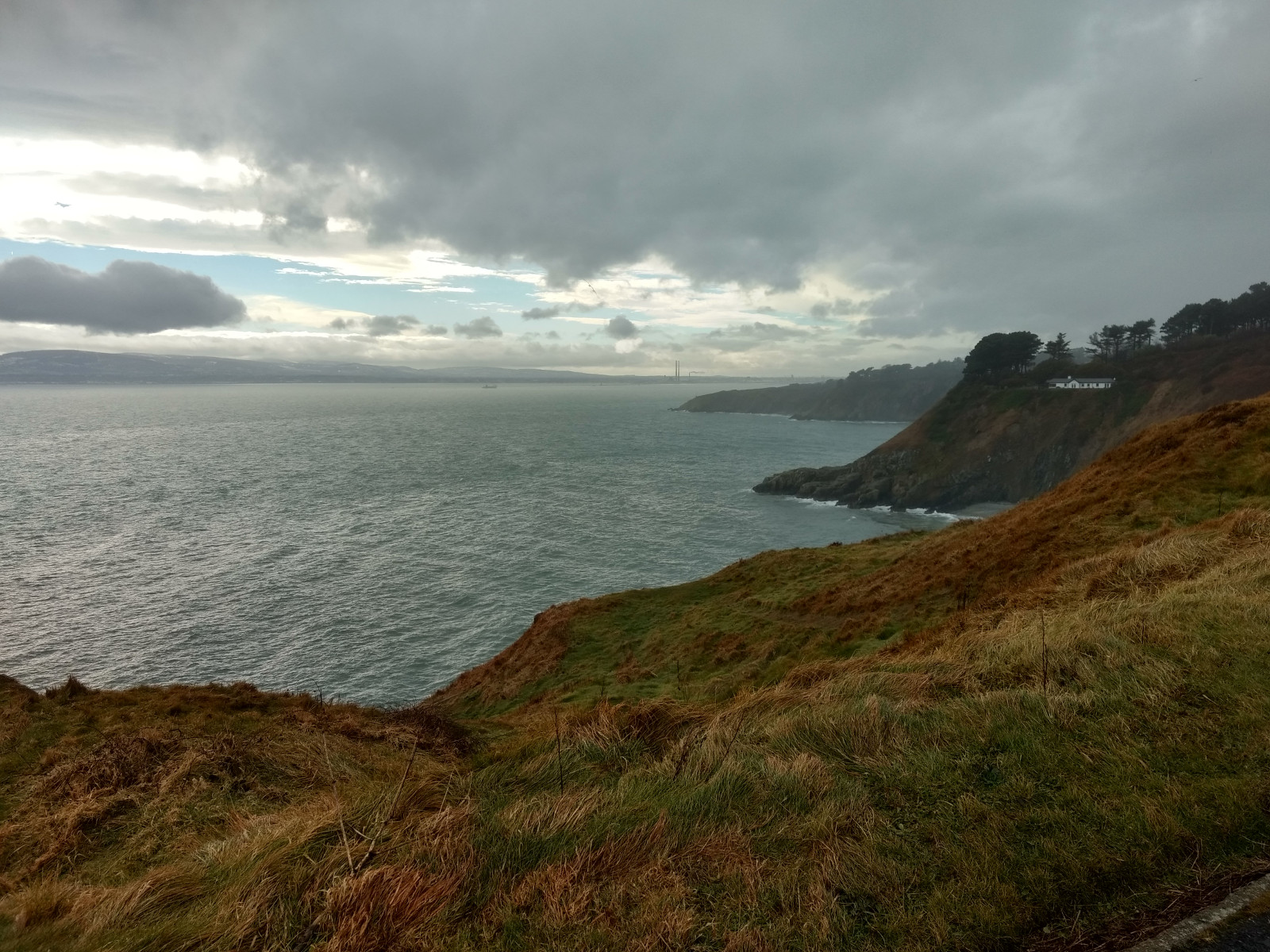 Yet another picture of the cliffs of Howth