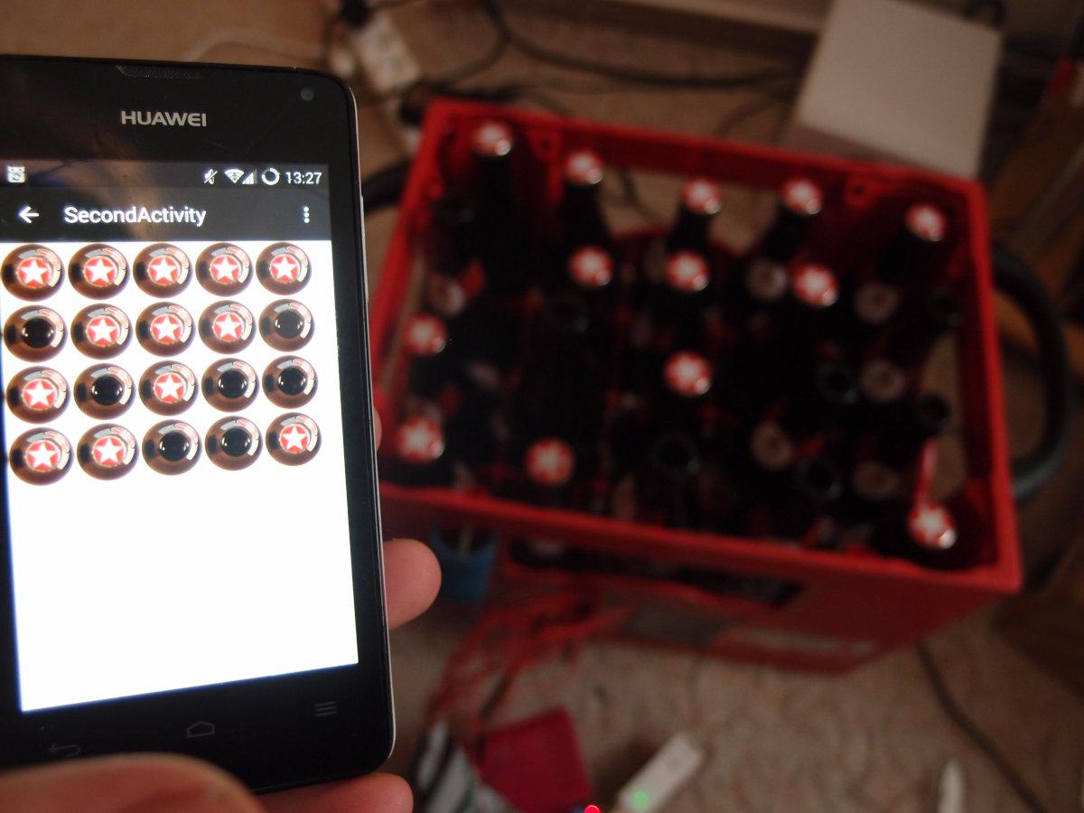 Der vernetzte Bierkasten